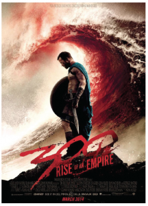 Movie review: 300 Rise of an Empire