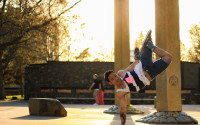 Breakdown of getting down: Guide to B-boy culture