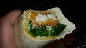 Do it yourself snack wraps