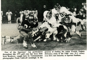 Digging through our past: SFCC Spartan football